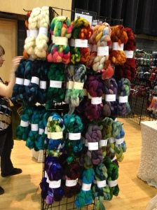 TurtlePurl's fibre display