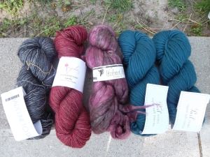 Lovely yarn and fibre